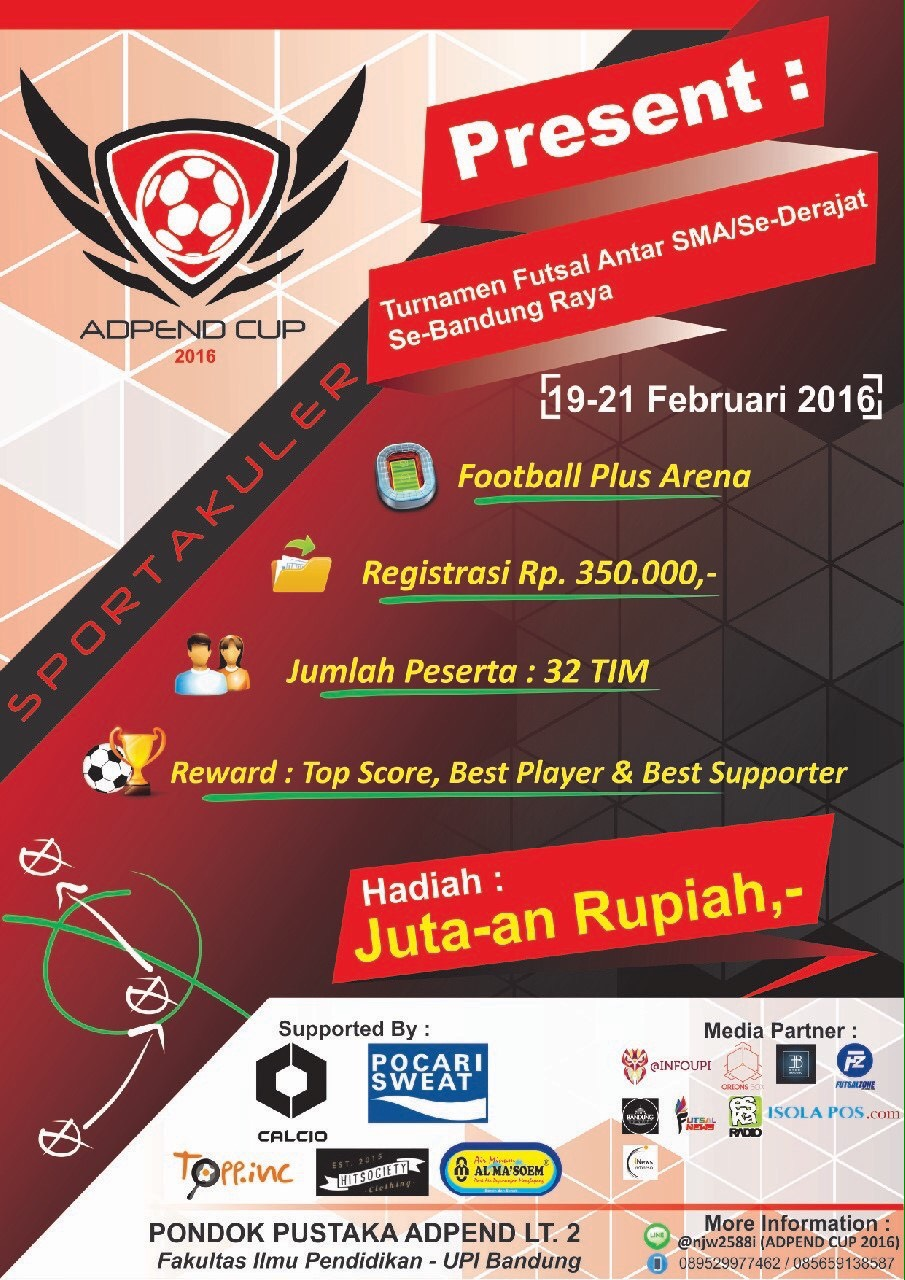 Adpendcup 2016