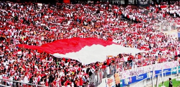 Nasionalisme dan Sepak Bola
