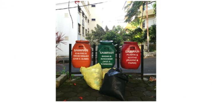 Sampah Terpilah Belum Menjadi Perhatian Mahasiswa