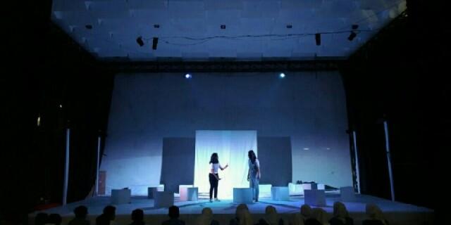 Ruang Putih, Media Alternatif Belajar Teater